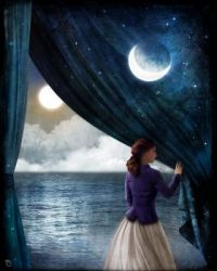 Night with a View 2, Christian Schloe