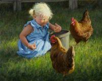 """Ivy's Chickens"""