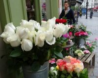 Florist in Paris