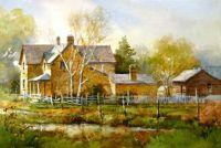 Aging-Gracefully-- Utah Watercolor Society Fall Show