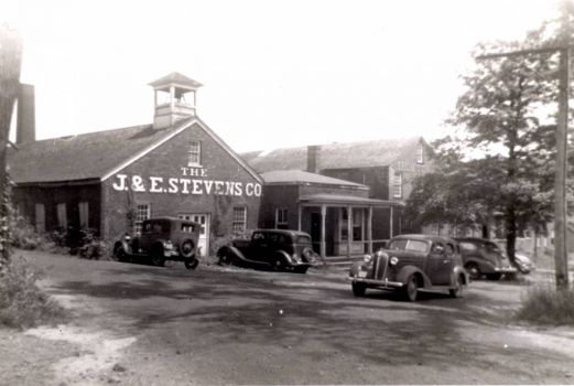 J&E Stevens Co., Cromwell CT in 1939
