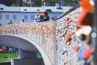 bridge Love Locks