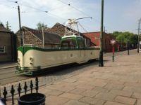 Crich Tramway Village.