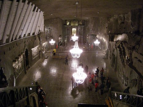 Wieticzka Salt Mine in Poland #2