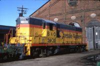 B & O no. 5605