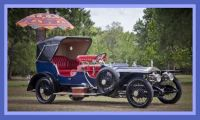 Rolls Royce special ordered by the  Maharaja of Mysore Krishna Raja Wodeyar IV