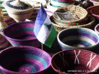 LESOTHO (Kingdom of) - Flag and Crafts