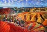 Vinicunca, Montaña de Colores or Rainbow Mountain in Peru 5