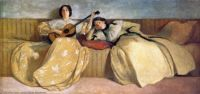John_white_alexander-panel_for_music_room