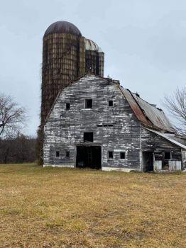 High Point NC barn