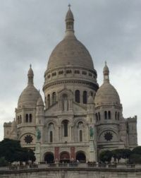 Paris Landmarks - Sacre Cœur
