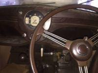 Dash board of a '53 Ford Anglia.