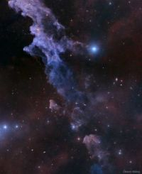 """The Witch Head Nebula"""