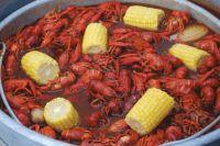 Lent Food - Crawfish