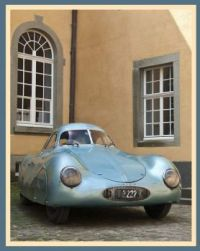 Porsche 64, also known as the Type 64 and Type 60K10