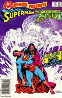 DC COMICS PRESENTS #65--Superman and Madame Xanadu vs the Slaver From the Dark Dimension !