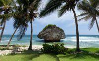 Rocher Bathsheba (la Barbade)