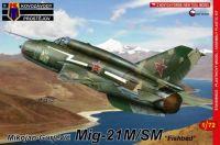 Kovozavody Prostejov KPM0098 MiG-21M/SM Fishbed
