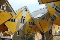 Theme: Cubic Houses, Rotterdam, Netherlands