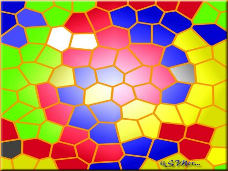 Stained Glass Mosaic The Sequel.... (S).....