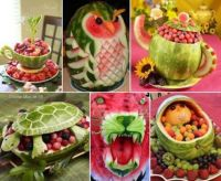 Awesome food preparations