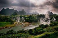 detian falls china