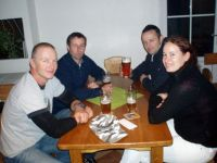 hosté v pivovaru