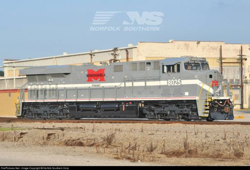156-Tennessee, Chattanooga-Norfolk Southern