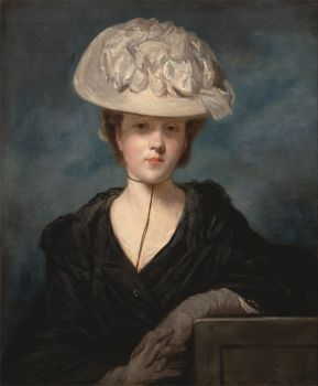 Sir Joshua Reynolds Miss Mary Hickey