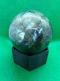 Green Crystal Sphere