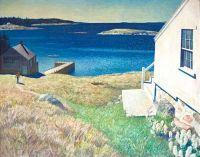 Souvenir of Eight Bells, 1938, N. C. Wyeth (1882-1945)
