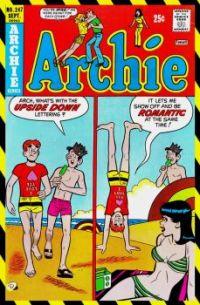 Archie #247 Summer Fun
