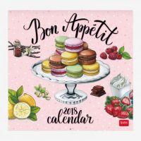 2018 Wall Calendar Bon Appetit