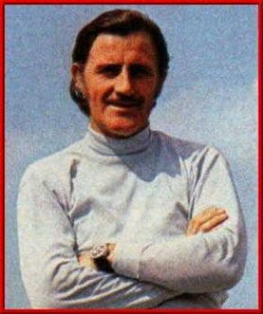 Graham Hill English F1 world champion