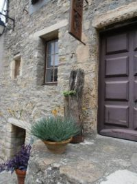 doorway in minerve