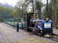 The End-of-the-World train, Tierra del Fuego