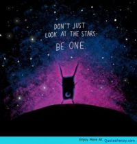 Don't Just Look At The Stars-
