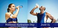 Today Is National Hydration Day!!
