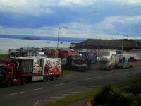 Links Market lorries Kirkcaldy April  2016 #1