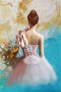 'Ballerina's Back'