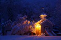 THEME: Churches (white as snow)