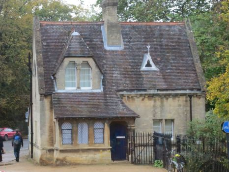 Oxford cottage