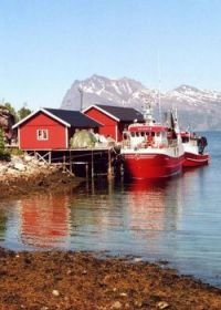 The Boats Are In ~ Norway