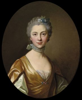 Louis_Michel_van_Loo_Porträt_einer_eleganten_jungen_Dame_1759