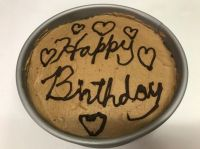 My Wife's Birthday, Today