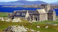 Iona Abbey, Scotland