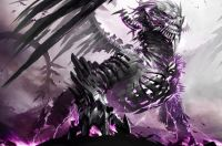Darkness Dragon (Huge)