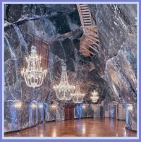 A Salt Mine In Poland