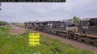 OKC NS-9937, NS-1220, NS-3660, & NS-7602
