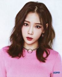 Taeyeon FANS MAGAZINE January.2018
